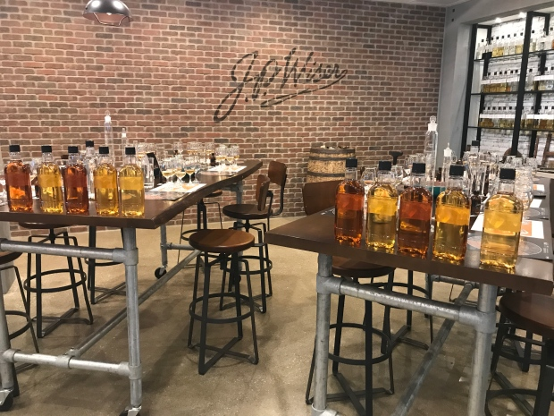 J.P. Wiser's Distillery Tours - LINK