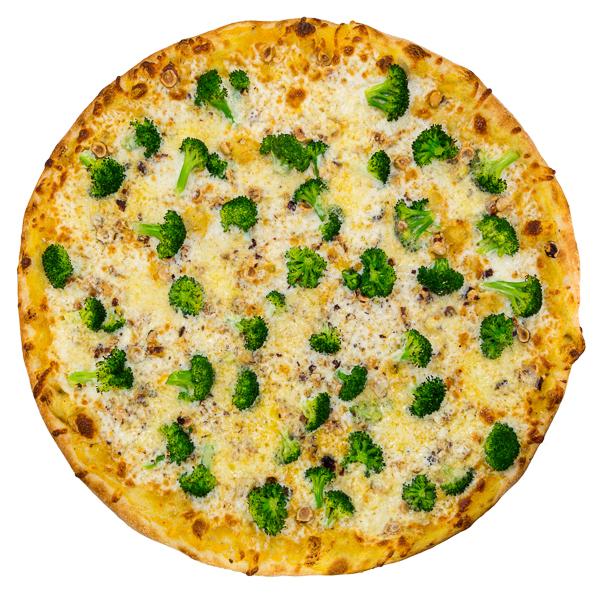 Saturday Vegetarian Slice: Broccoli + Cheddar