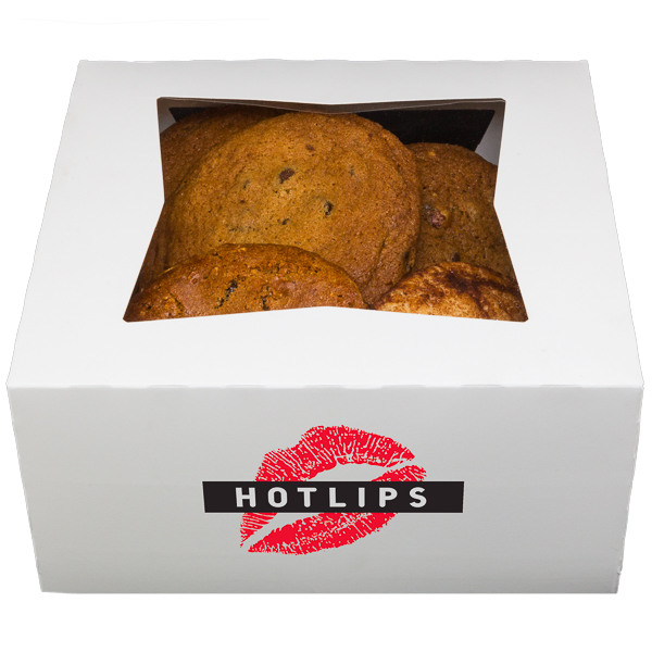 HOTLIPS freshly made cookie dozens for catering orders