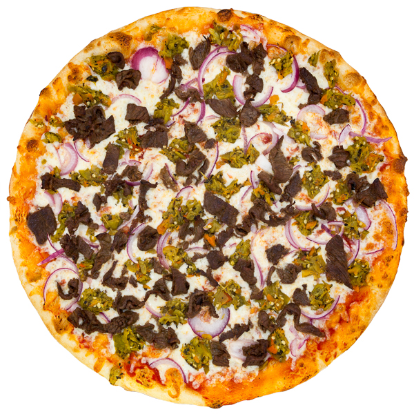 Monday Meat Slice:  Beef + Hatch Chiles