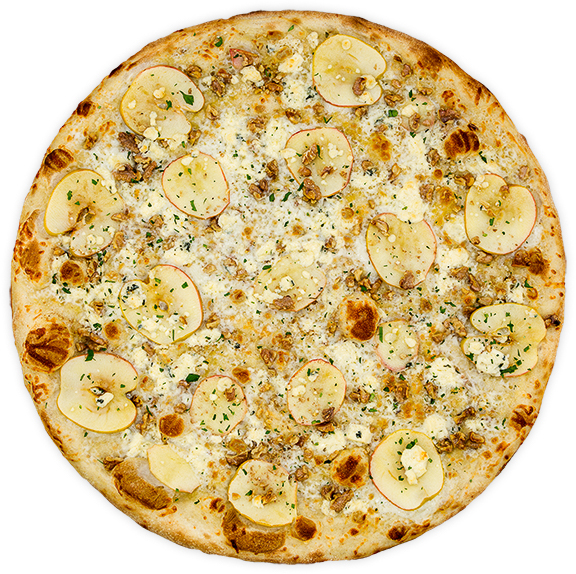 Thursday Vegetarian Slice:  Waldorf