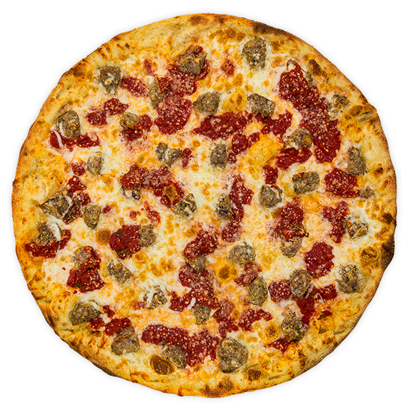 Thursday Meat Slice:  The Baller (with Mushrooms)