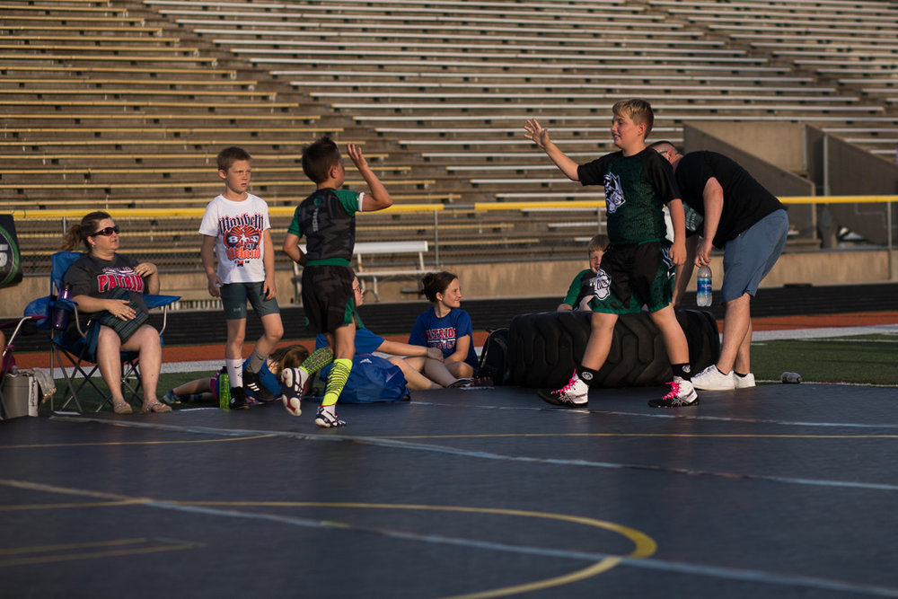 2018 Wildcat Wrestling Club Pictures