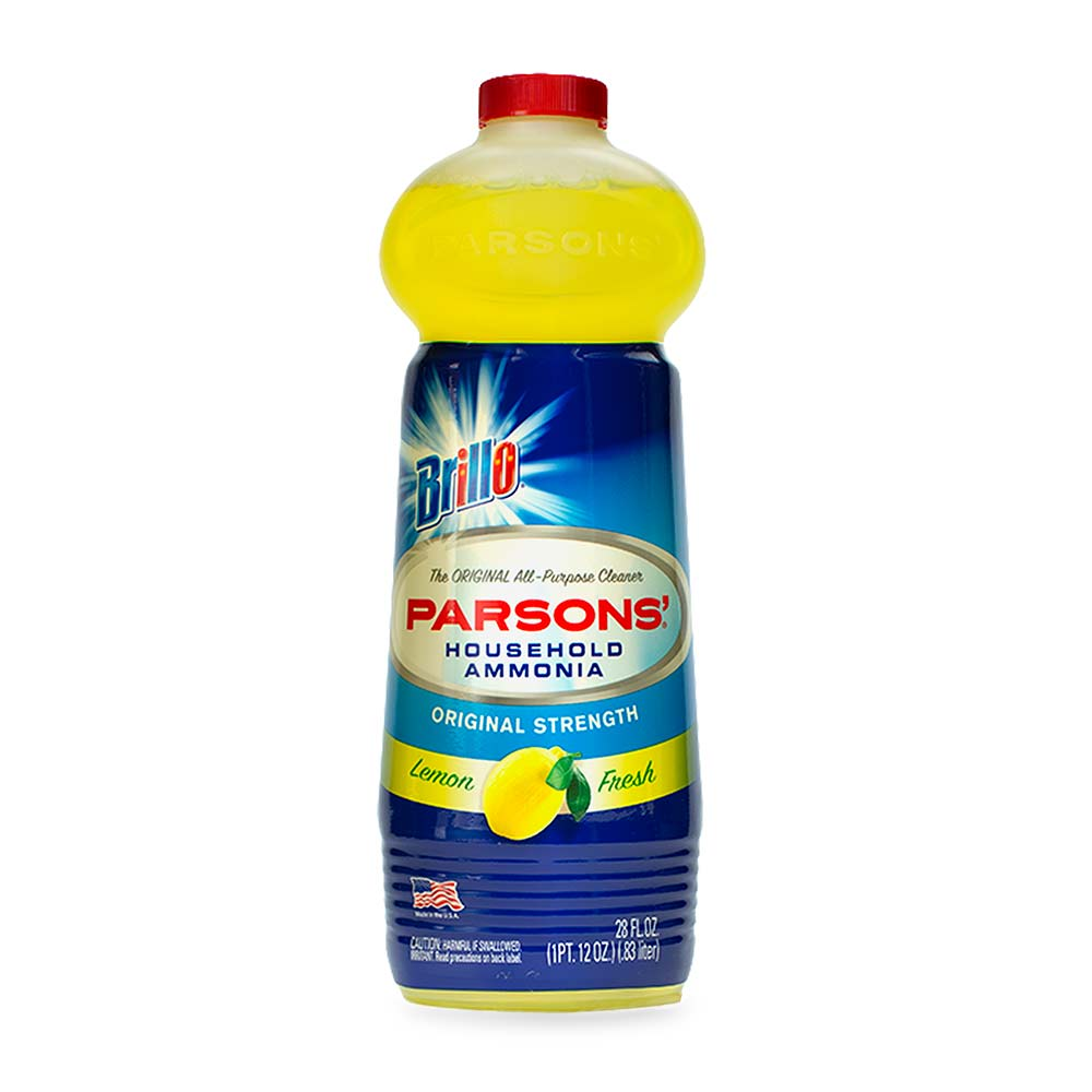 Brillo® Parsons Ammonia - The All-Purpose Cleaner for Every Surface