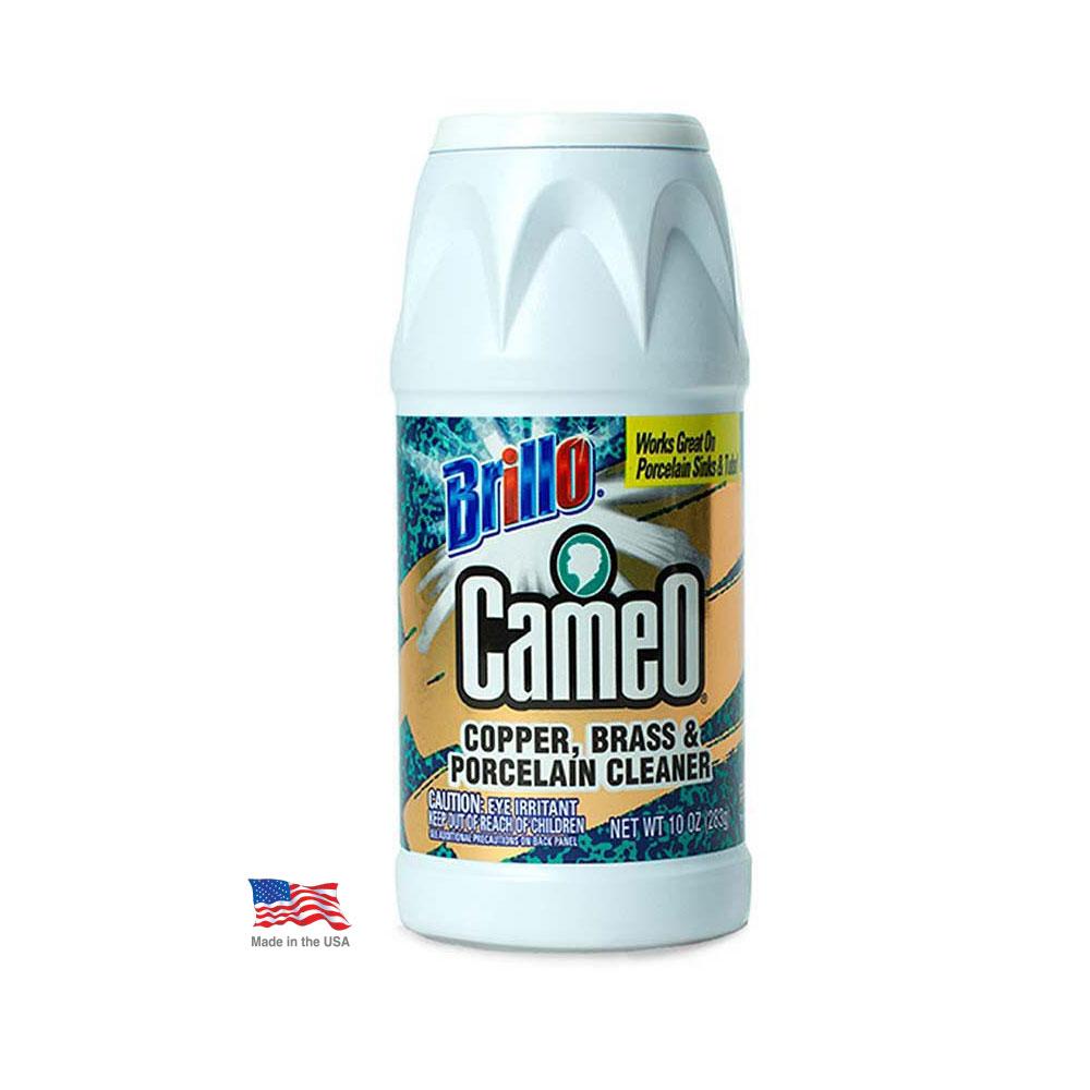 Brillo® Cameo® - Copper, Brass & Porcelain Cleaner