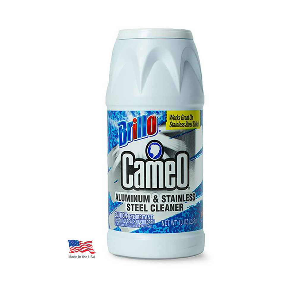 Brillo® Cameo® - Aluminum & Stainless Steel Cleaner