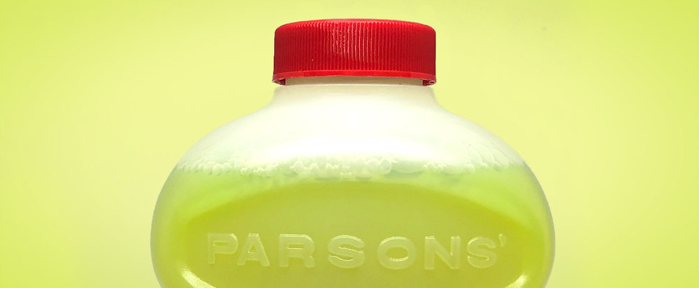 Brillo® Parsons Ammonia bottle