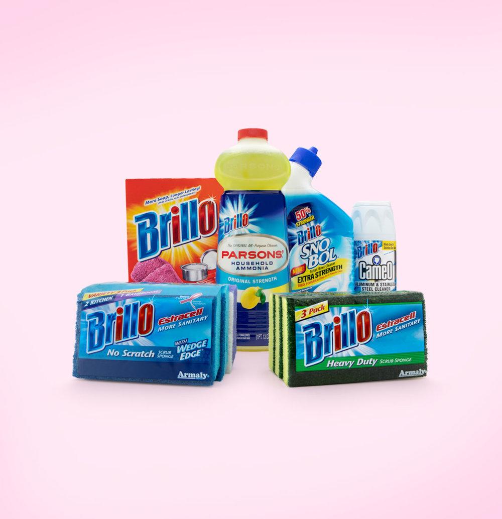 Brillo Products