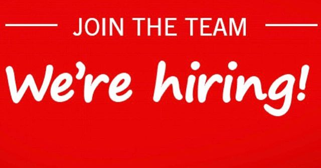 Attention runners!! Stop in with your resume or email us @ friends@thestewedcow.com!! Serious inquires only! 😊