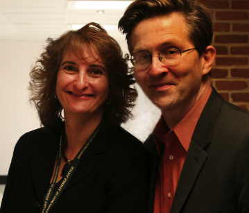- Inaugural EIW Program LocationThe Virginia Department of Juvenile JusticeDr. Lisa Floyd, Deputy Director of Education with EIW Program Director Tim Clue