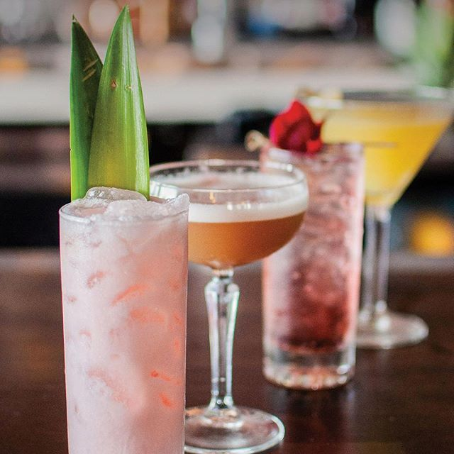 Mondays aren't so bad with a lil Mixology... $6 Specialty Cocktails 4pm til close! Cheers!