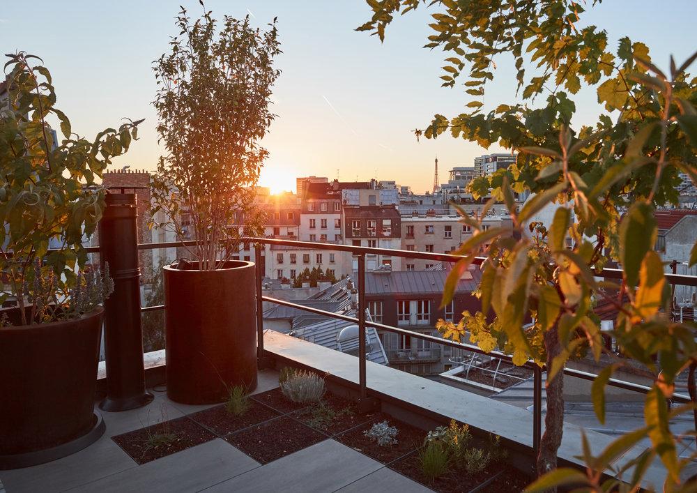 Terrasse Montparnasse
