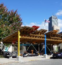 Carter School Canopy