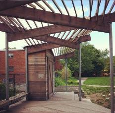 Drumlin Farm Outdoor Classroom