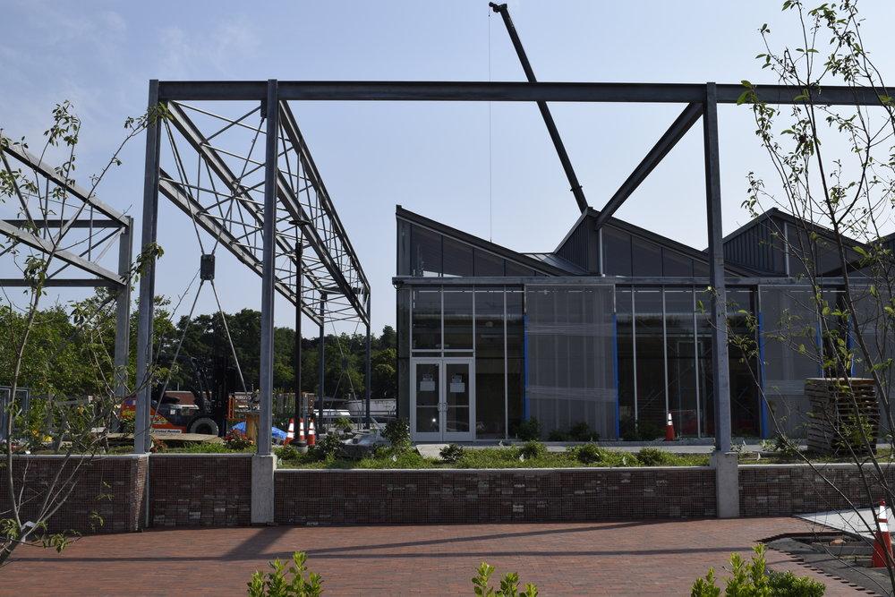 Worcester Blackstone Visitor Center