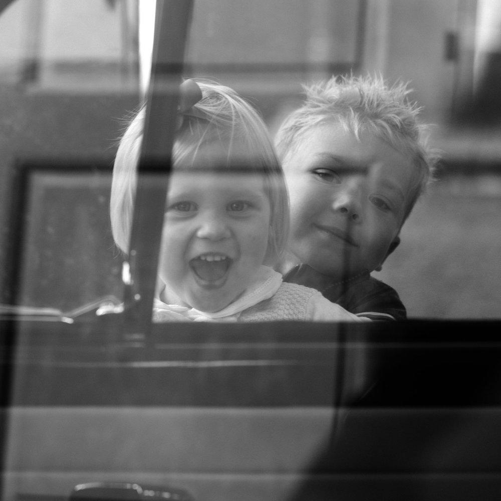 Family Session —Oslo Folk Museum
