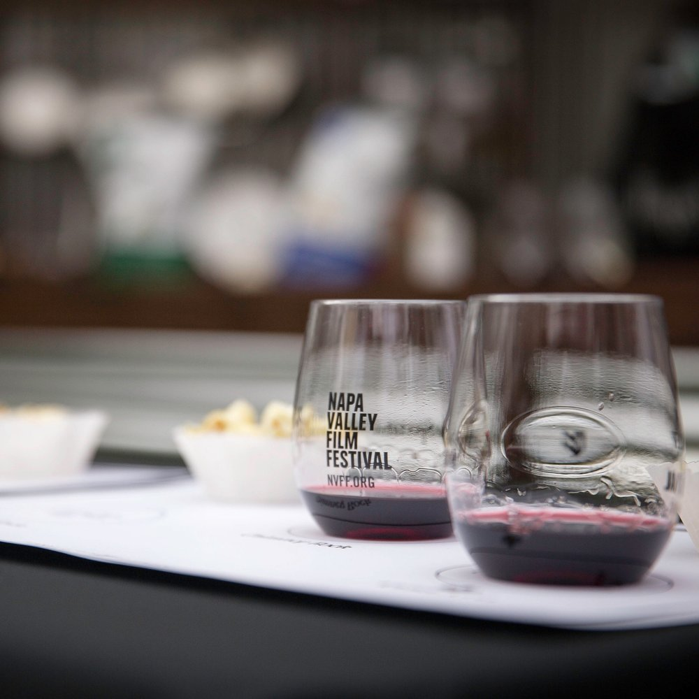 Napa Valley Film Festival - Culinary Stage