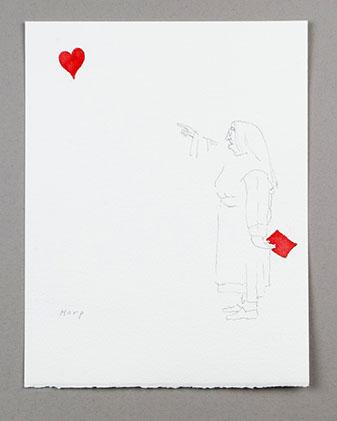 Italian nun has a Valentine's vision