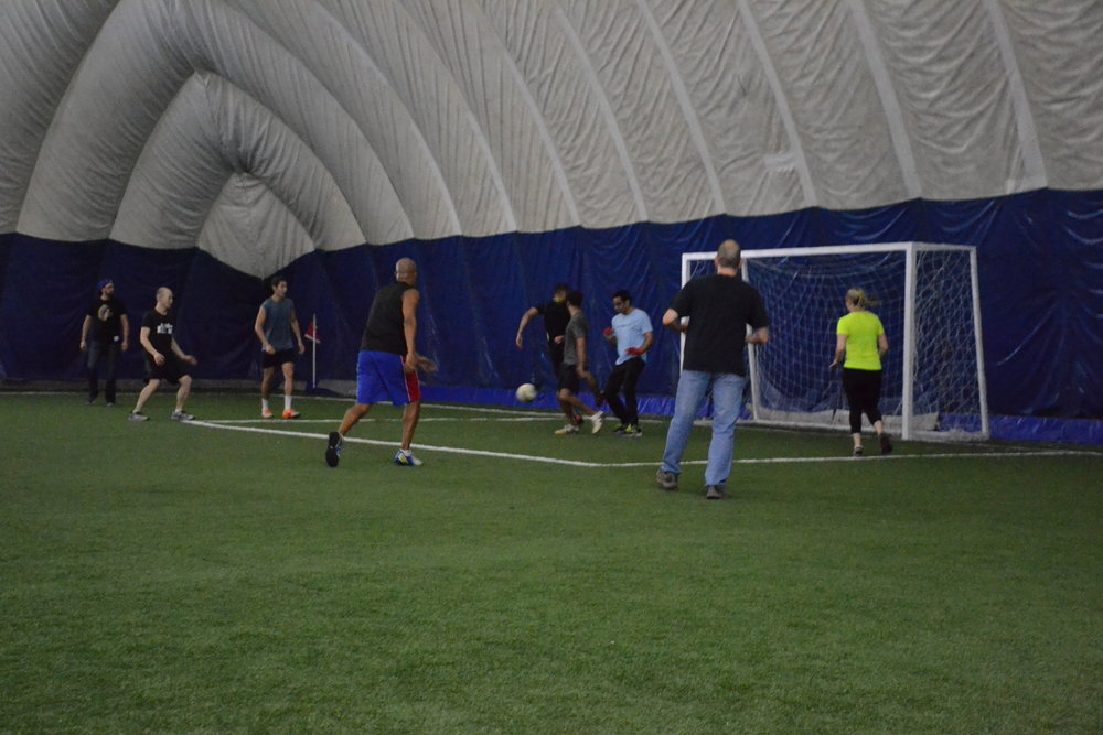 bbq & sports day -
