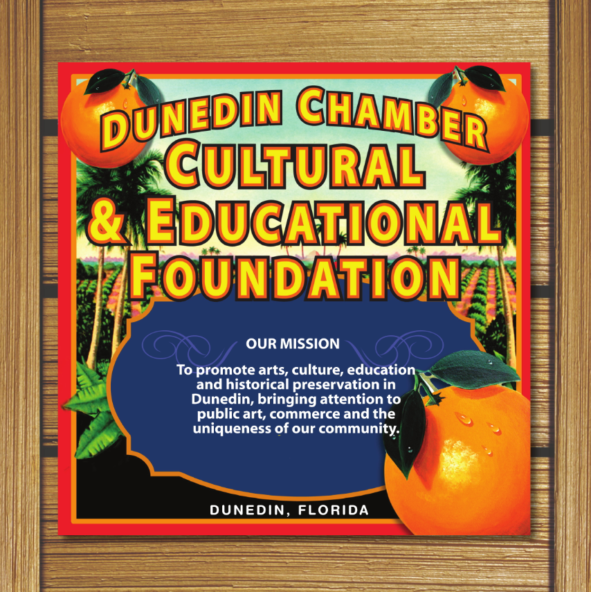DUNEDIN CHAMBER OF COMMERCE CULTURAL & EDUCATION FOUNDATION