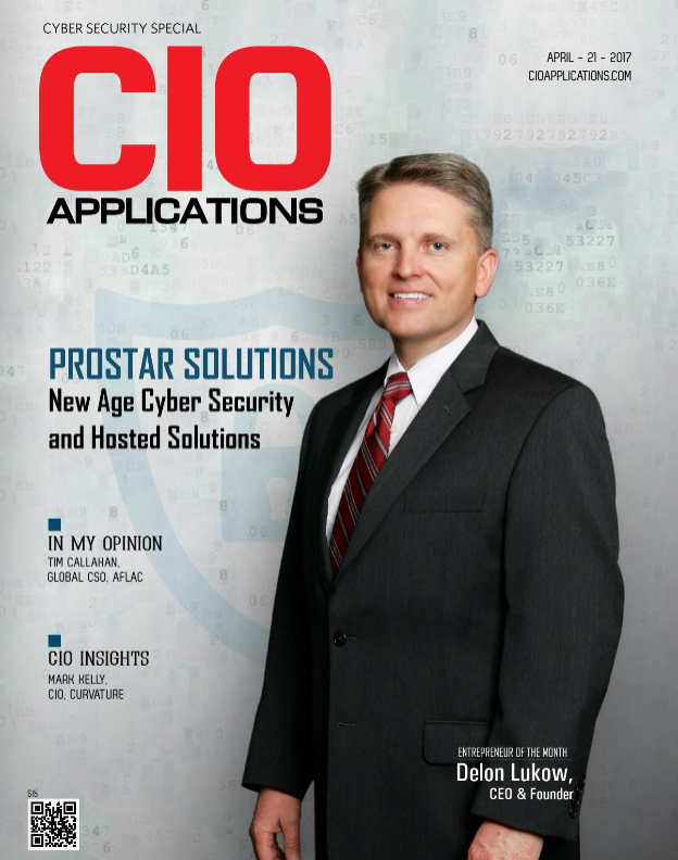 Axiad IDS Featured in April 2016 Issue of CIO Applications