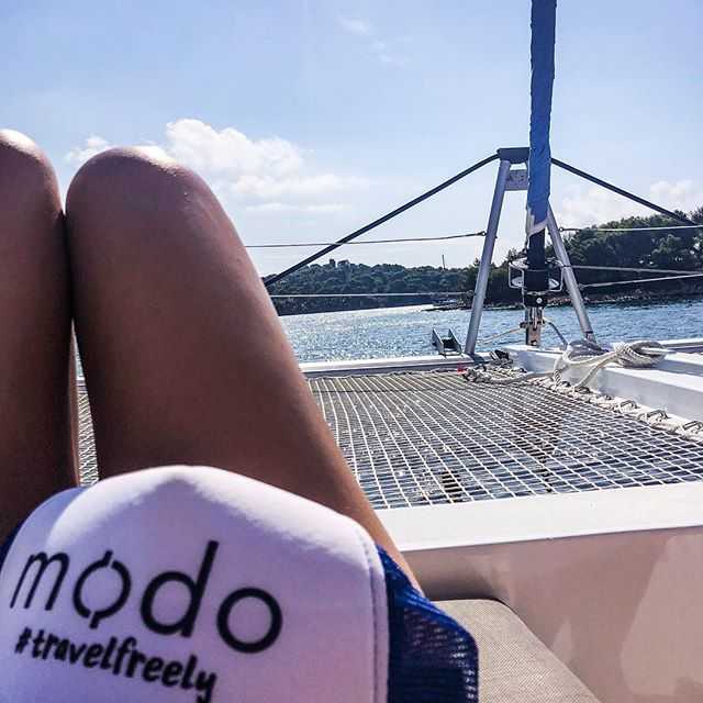 Take a break, take #theyachtweek #travelfreely
