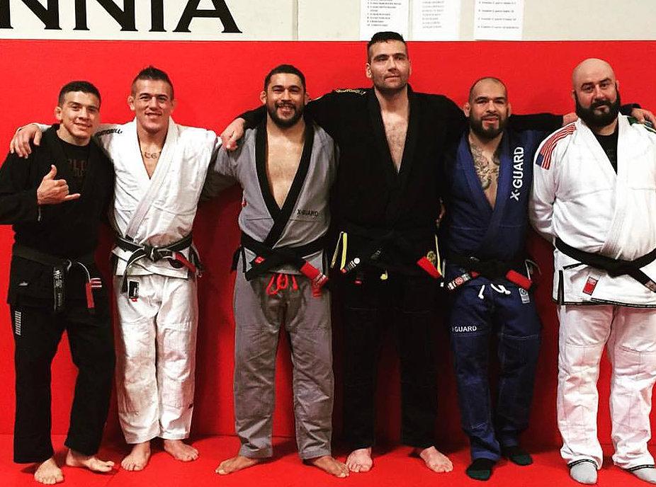 Black Belts: Romie Aram, Betiss Mansouri, Stephen Martinez, Dave Avila, Georgi Karakhanyan, Silvio Macias, Chad Davis, Davey Morehead
