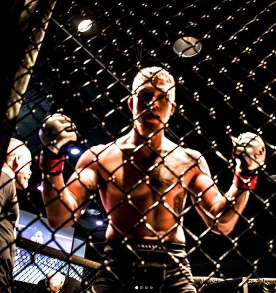 David Zelner MMA
