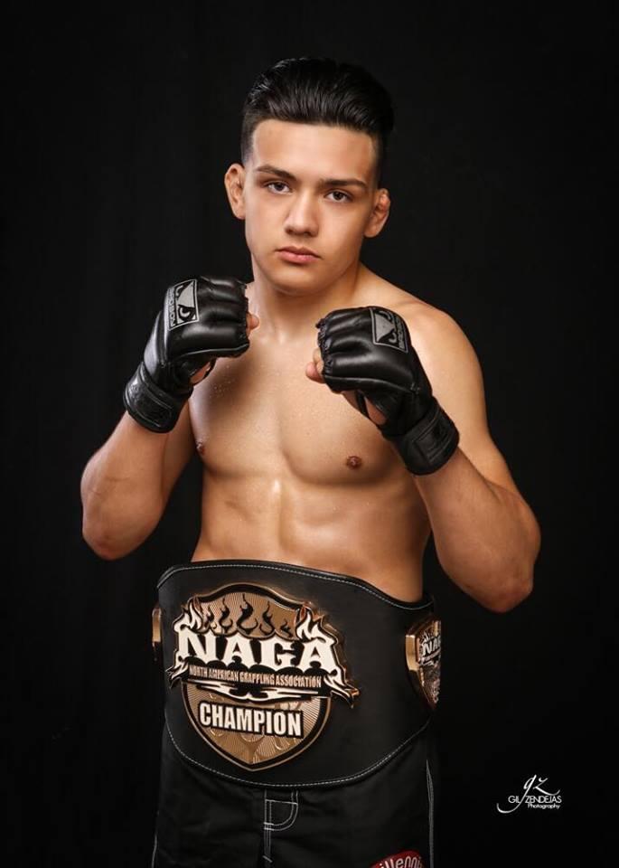 Daymeond Molina MMA