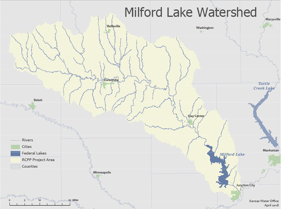 Milford Watershed