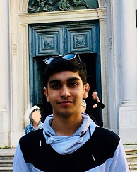 Co-Head of Socials - Ishaan Verma