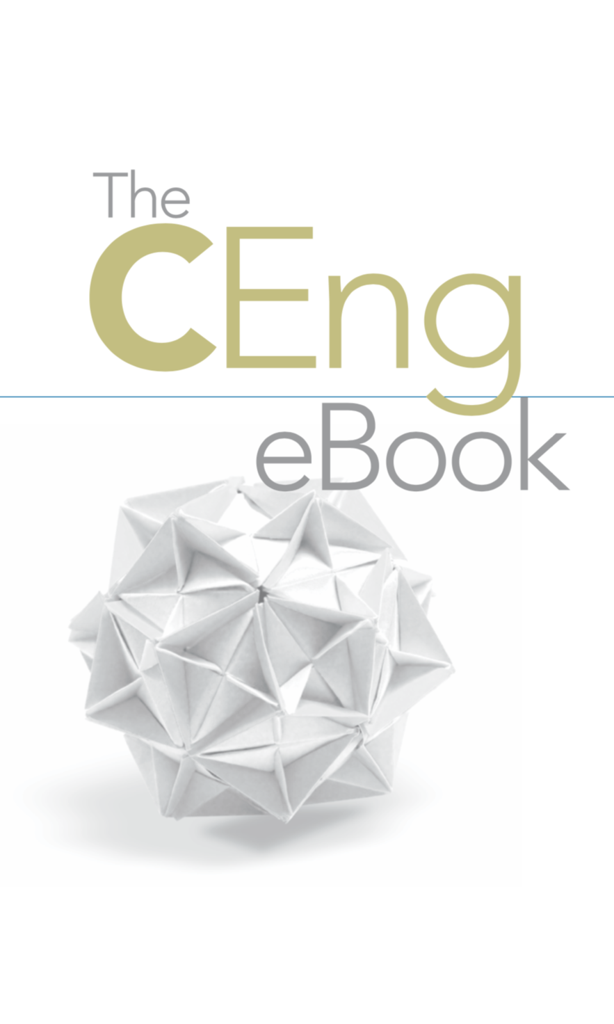 Engineering Council CEng eBook