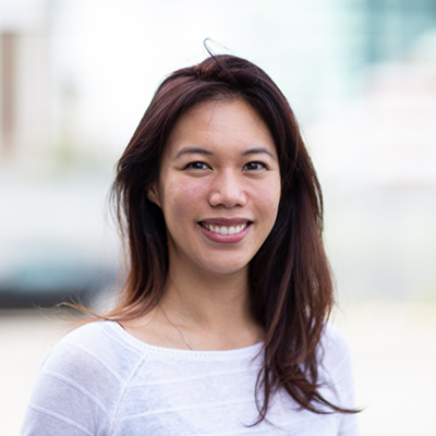 Jessica Shyu  Head of Program Development