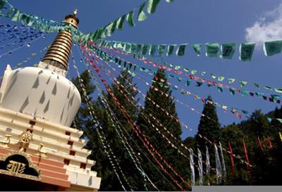 Du bouddhisme en plein coeur de la Savoie - L'Institut Pleine Présence du Domaine d'AvalonInstallé depuis 30 ans dans une ancienne chartreuse, à une demi-heure de Chambéry, l'Institut Pleine Présence a été créé par Denys Rinpoché, supérieur du Sangha Rimay et considéré comme le détenteur de la lignée du « Vajrayana » (la pratique tibétaine) .Aujourd'hui, c'est dans une ambiance tibétaine que le centre offre une foule d'expériences (méditation, taï-chi, contemplation, etc.) le temps d'une journée ou de plusieurs années.www.pleinepresence.net