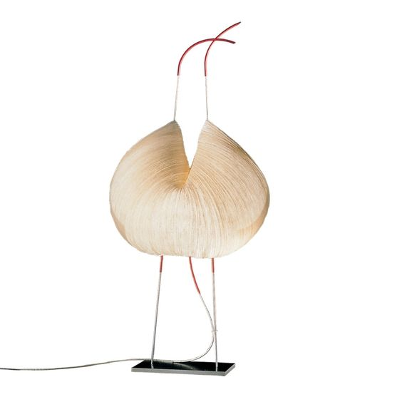 Ingo MOurerLa série des MaMo Nouchies combine légèreté et poésie avec une grande sophistication technique. Créée par Ingo Maurer en association avec Dagmar Mombach.jpg