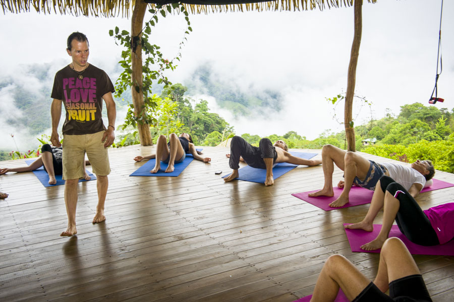 Dr. Sam Costa Rica Wellness Retreats Group Exercise.jpg