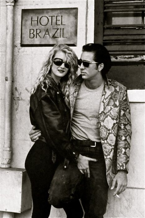 WILD AT HEART - Screens at 8pm under the heated patio