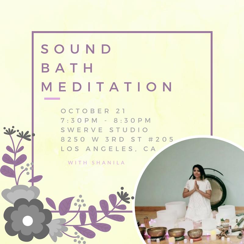 Los Angeles Sound Bath
