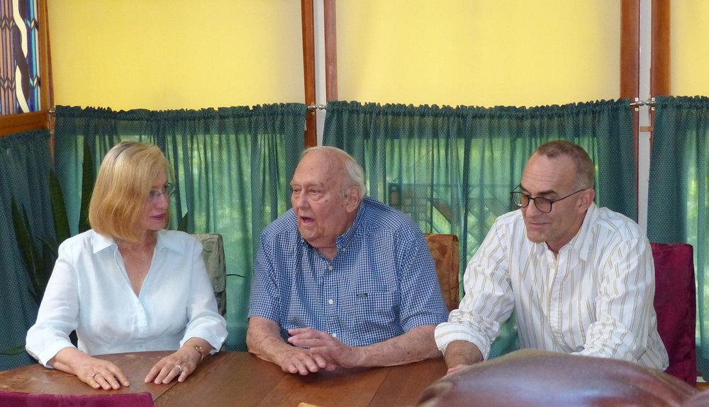Laurel Prussing, Stan Summers, Steve Summers