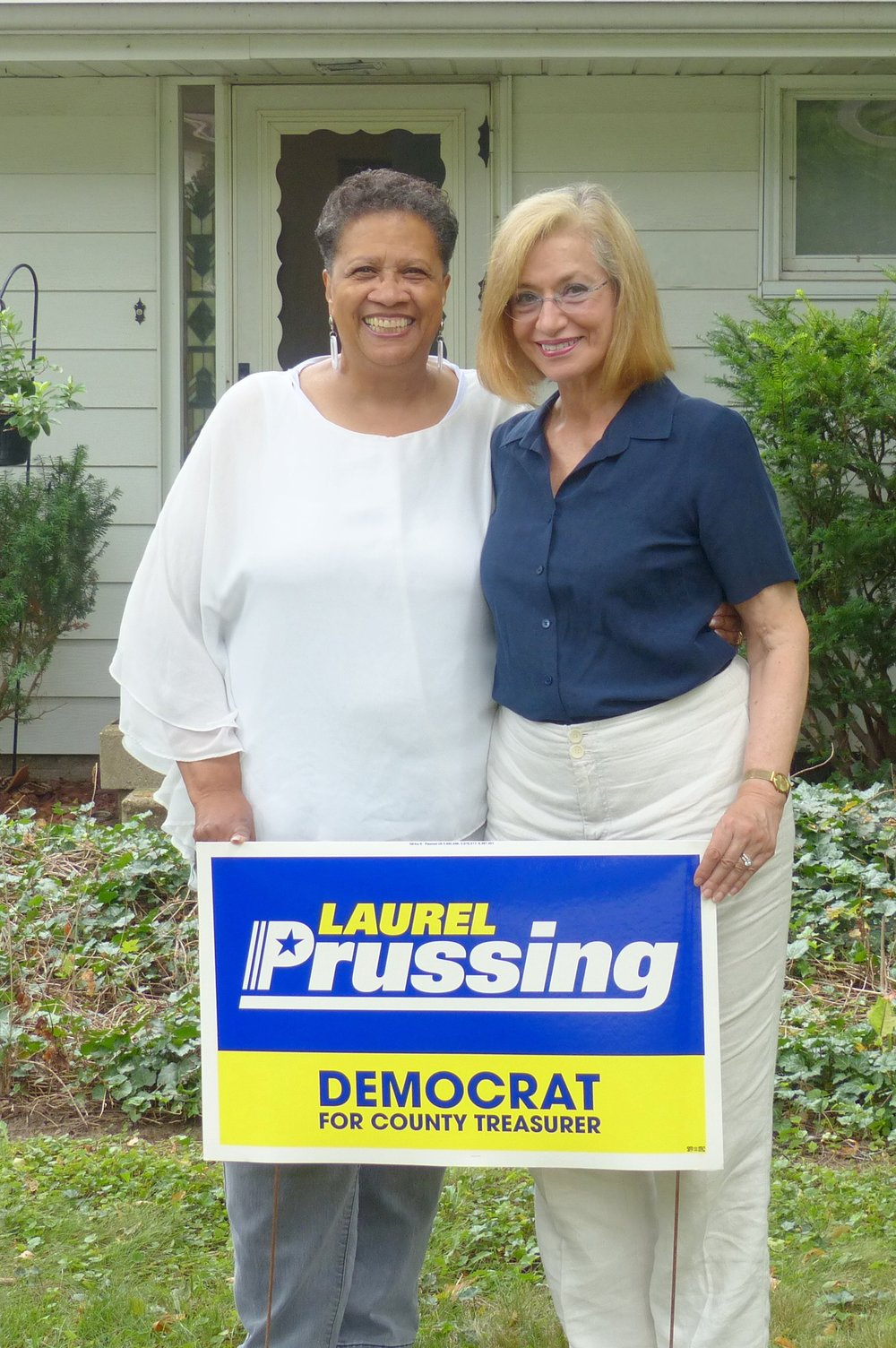 Phyllis D. Clark & Laurel Prussing