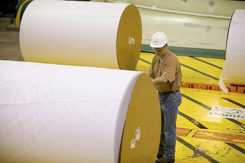 How Paper is Made - Here is a description of what makes your company unique. Pellentesque habitant ulcit mori netus et malesuada netus et malesuada.