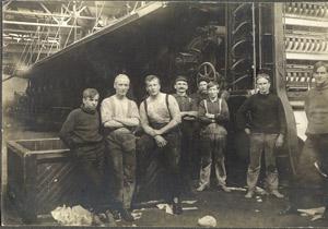 Mill Crew 1903
