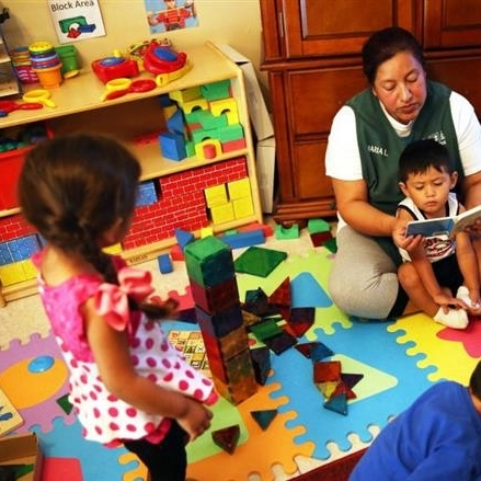ChIldcare PRoviders - Are you a home-child-care provider? Would you like to partner with the Chicano Federation? If so, please click the link below to learn more about our in-home childcare programs, criteria and referral partnerships.Already a Chicano Federation childcare provider? Click below.