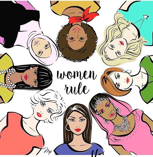Indeed we do 💁🏽‍♀️💁🏼‍♀️💁🏻‍♀️💁🏾‍♀️ Happy International Women's Day to all the amazing ladies in this group & around the world!!! #internationalwomensday #whorunstheworld #empoweringwomen #empowerment