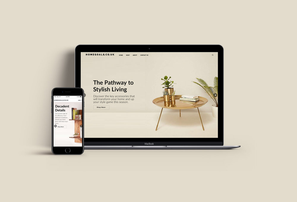HomeGoals | Interiors Shopping Platform