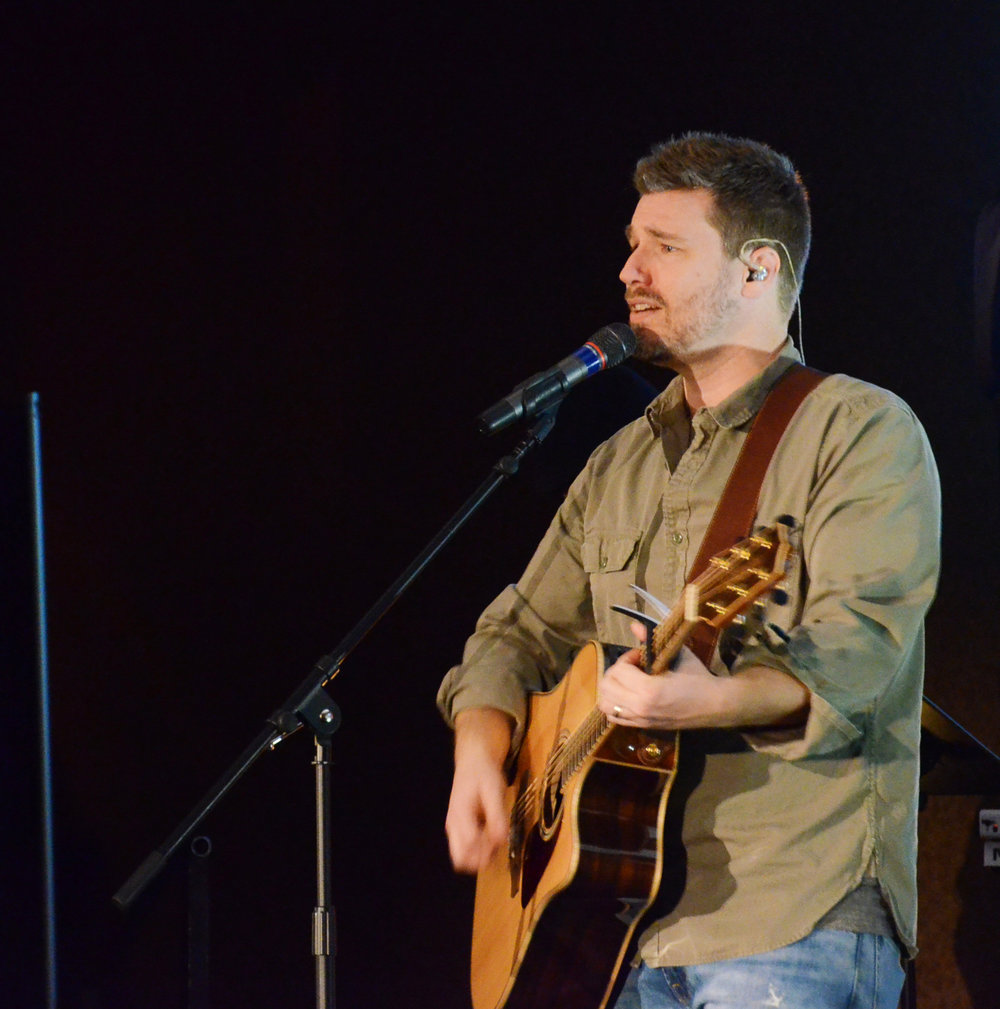 Charlie Flack - Charlie Flack is a worship artist, songwriter, speaker, worship & church growth consultant. He has been a worship pastor for 18+ years. Charlie and his wife, Christine, have five children: Felicity, Rafferty, Willoughby, Macauley, and Rooney.