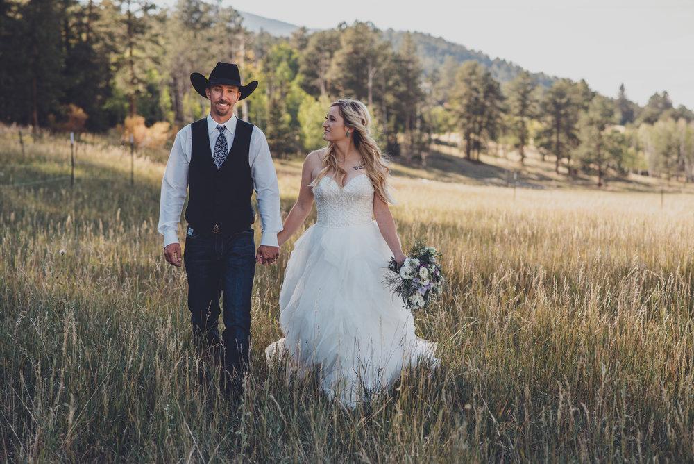 About Buckskin Bride