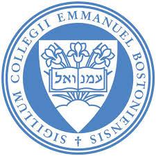 Emmanuel College, Boston, MA  Undergraduate Degree in Art Therapy