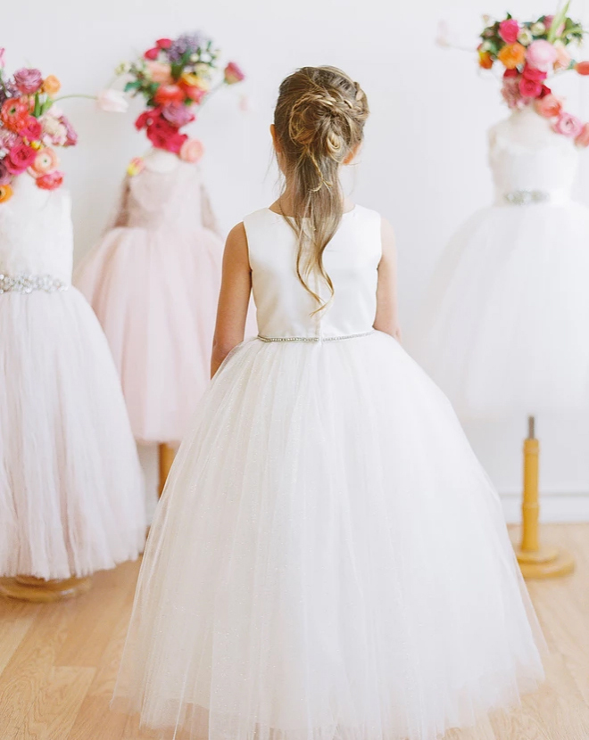 6f5d4c8810f Flower Girl Dresses — The Ultimate Bride