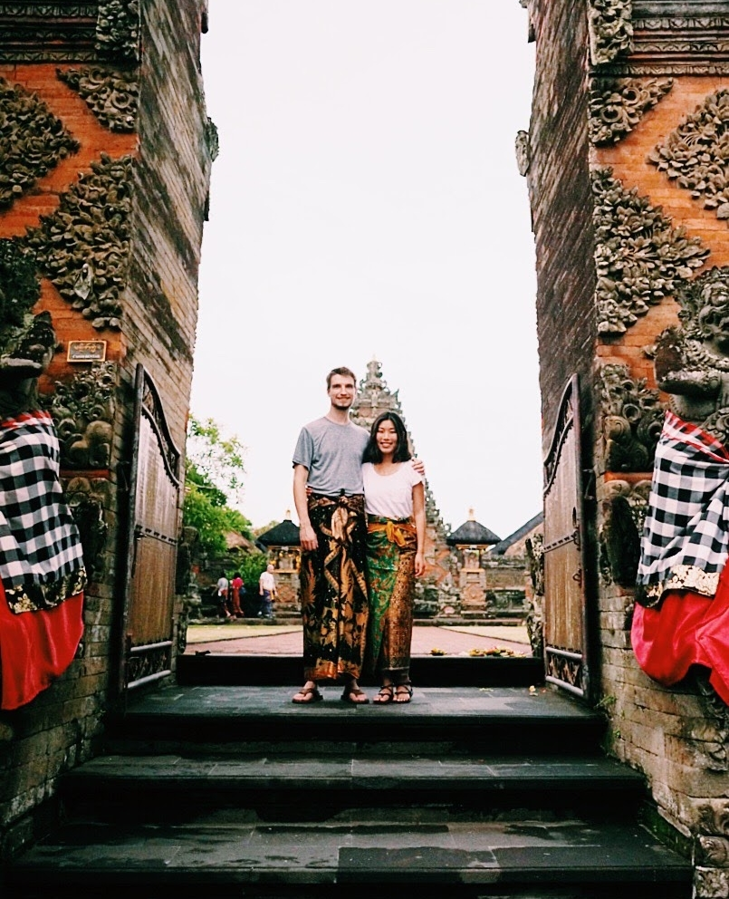 Bali, Indonesia2015 - Visiting the beautiful temples in Bali was a really memorable experience.